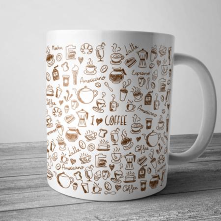 taza amantes cafe