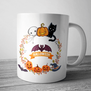 taza-halloween calabazas