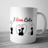taza gatos