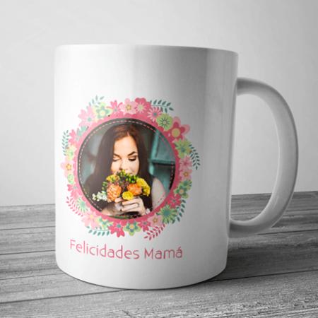 taza personalizada regalo dia de la madre