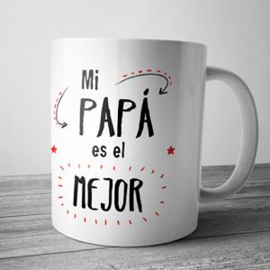 Tazas personalizadas tazas de calidad al mejor precio el for Regalos para mi padre