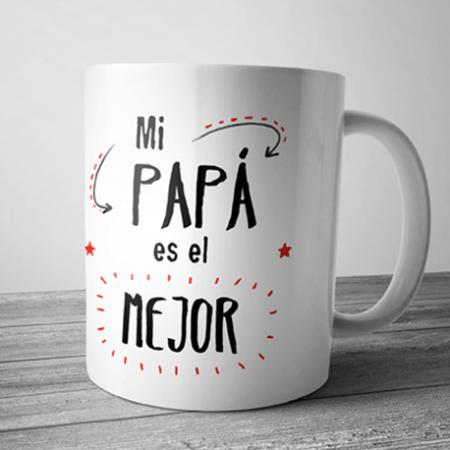 Taza regalo para padres