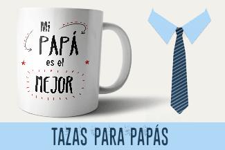 tazas para papas personalizadas
